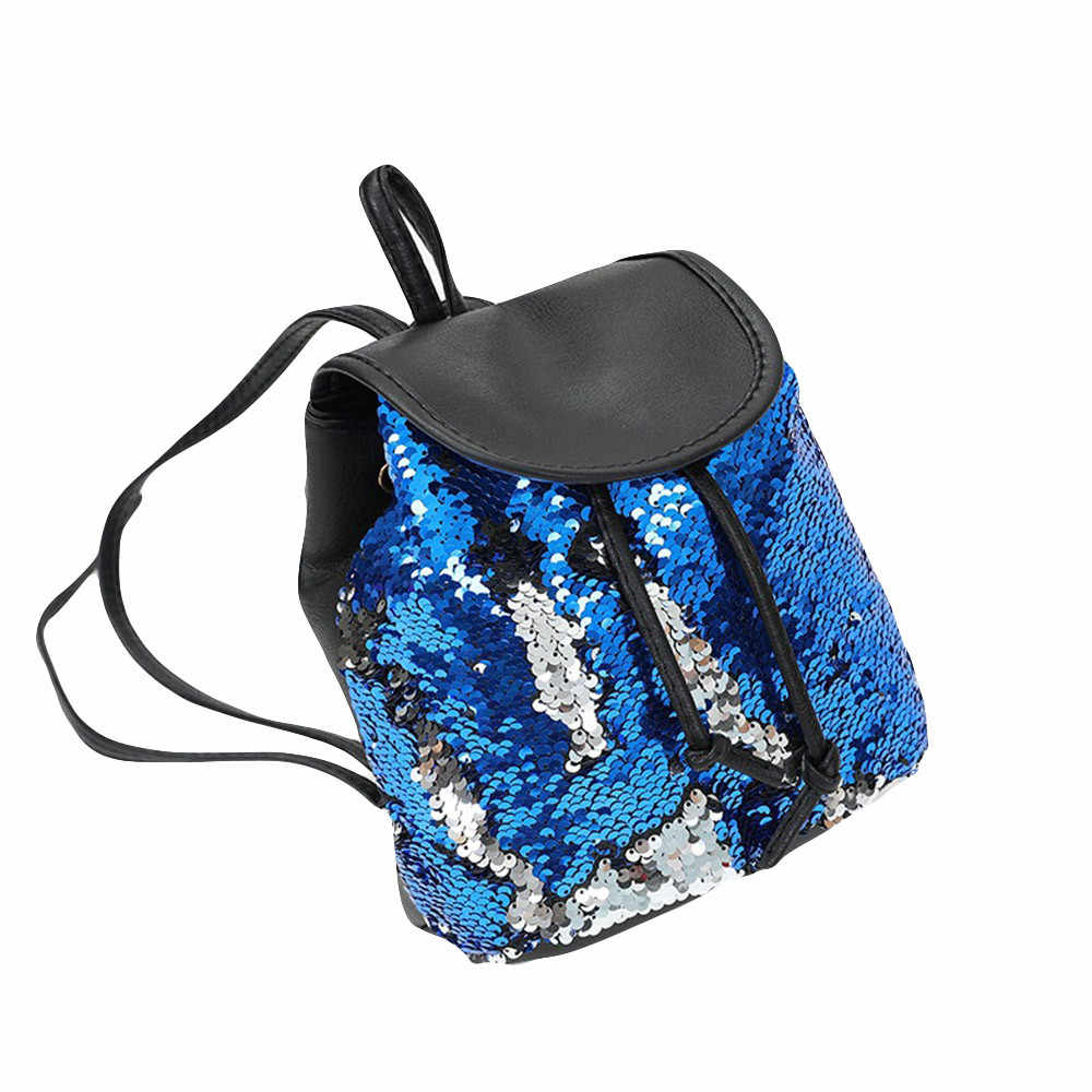a5f74f7dfd Detail Feedback Questions about Fashion Girl Women Sequins Patchwork School  Bag Travel Square Shoulder Bag Clutch Mochila Feminina Escolar Adolescente  HW on ...