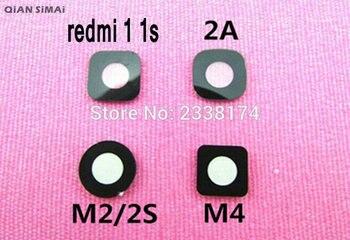 Для Xiaomi для детей 1, 2, 3, 4, 5, 2A Mi4 Mi2 Mi3 2S Mi6 для Redmi Note 2 3 4 новый редкий стекло для камеры объектив Крышка батарейного отсека Ремонт Запчасти
