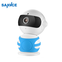SANNCE 960P HD Wireless IP Camera 1 3MP CCTV Wifi Camera IR Cut Night Vision Two