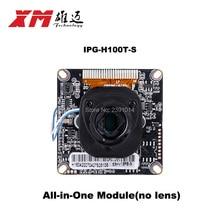 1.0MegaPixel CMOS ONVIF IP Camera Module 720P IP Camera Board Via Chip Hi3518E V200