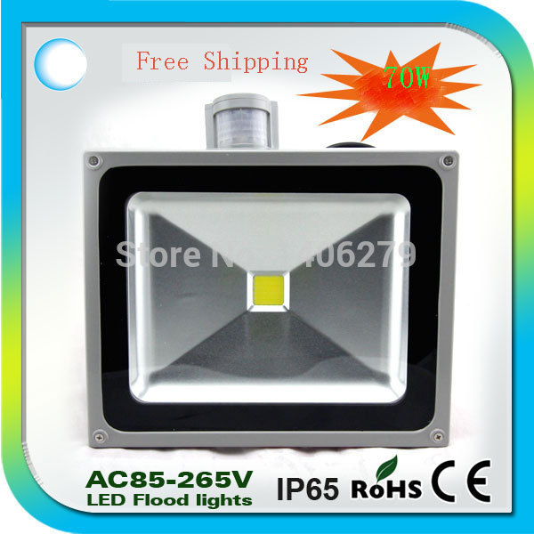 font b LED b font 70W Waterproof Outdoor Floodlight White Warm White IP65 font b