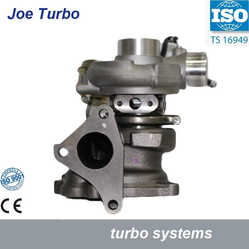 TD04L-13T Turbo 49377-04200 14412-AA231 Turbocompresseur Pour SUBARU Forester Impreza 1999-Moteur 58 t EJ205 2.0L 220HP avec joints