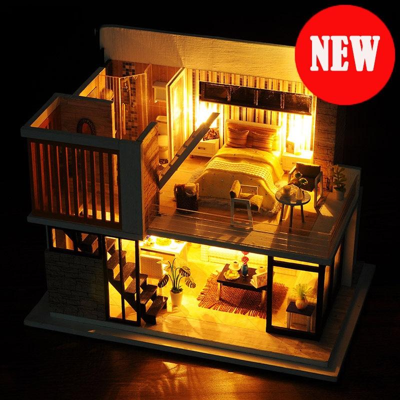 Florence DIY 3D Dollhouse Kit