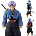 DOD DOD Dimensão de Dragon Ball Z Trunks Real Roupas PVC Action Figure Collectible Modelo Toy 21 cm