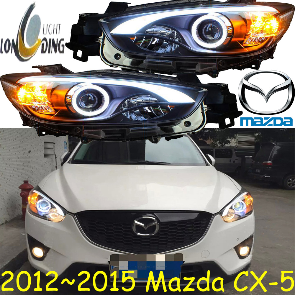 CX-5 headlight,2012~2016,Free ship! CX-5 fog light,2ps/set+2pcs Ballast,cx-5,CX 5,CX5 mazd3 axela headlight 2014 2016 free ship axela fog light 2ps set 2pcs ballast cx 5 atenza