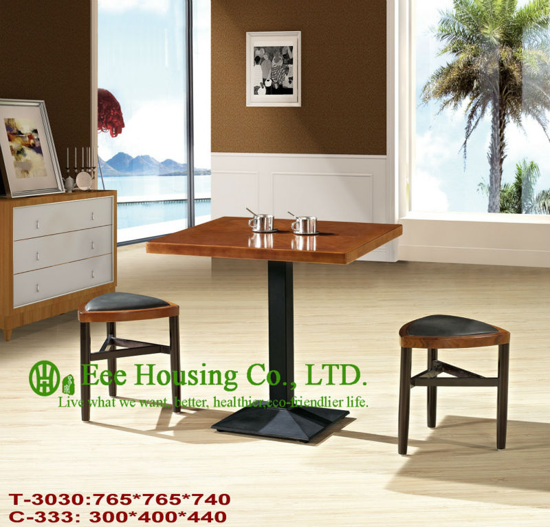 T-3030,C-333 Luxurious Solid Dining Chair,Solid Wood Dinning Table Furniture With Chairs/Home Furniture