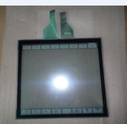 FP-VM-6-M0 new touch glass new touch screen glass panel for fp vm 4 s0 repair