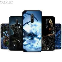 Xenomorph Aliens predator Silicone Case for Oneplus 7 7Pro 5T 6 6T Black Soft Case for Oneplus 7 7 Pro TPU Phone Cover