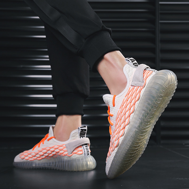FIDANEI Fashion New Men Fish Scale Shoes 2019 Spring/Autumn Ins Hot Man Casual Breathable Sneakers Vulcanized Shoes Male 7