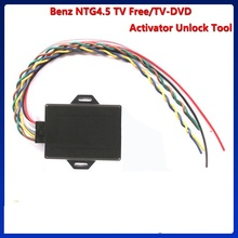 TV FREE UNLOCK TOOL NTG 4.0/ 4.5/NTG 4.7  Support W212/ W204/X204/W166/X166/B/A (Driving Video Unlocked / Vedio in motion)