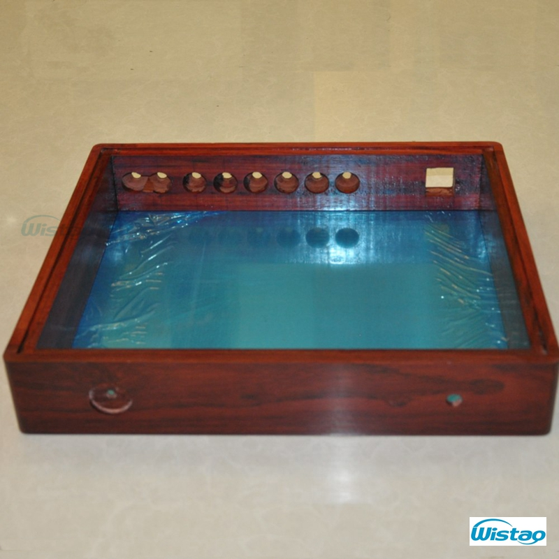 DIY Tube Amplifier Casing 400x340x70 with Luxury Red rosewood wooden cabinet housing and aluminum plates 400x340x70 HIFI AudioDIY Tube Amplifier Casing 400x340x70 with Luxury Red rosewood wooden cabinet housing and aluminum plates 400x340x70 HIFI Audio