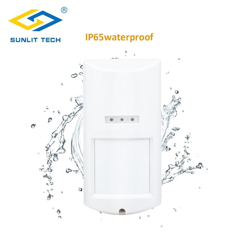baozhidan: Offerte Outdoor Intelligente Wired Dual tech Pir ...