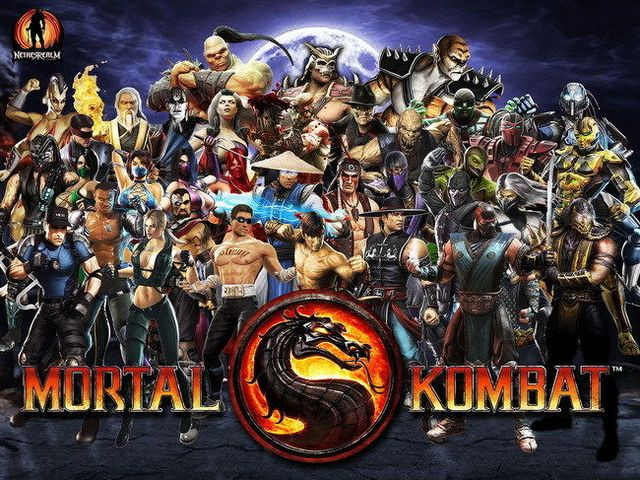 US $8 4 |39 Mortal Kombat MK Hot Fighting Game Art 19