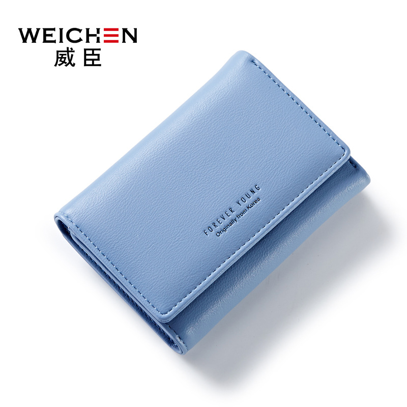 Free shipping 2018 new fashion women short wallets brand wallet PU leather solid color high quality wallets for women mjjc brand foam lance for karcher 5 units package free shipping 2017 with high quality automobiles accessory
