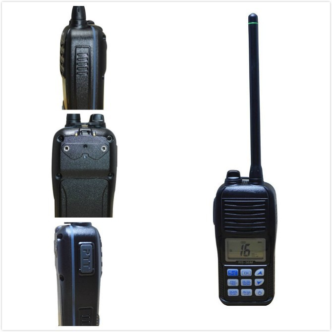 IP-X7-Waterproof-VHF-Marine-Walkie-Talkie-TC-36M-Free-Shipping