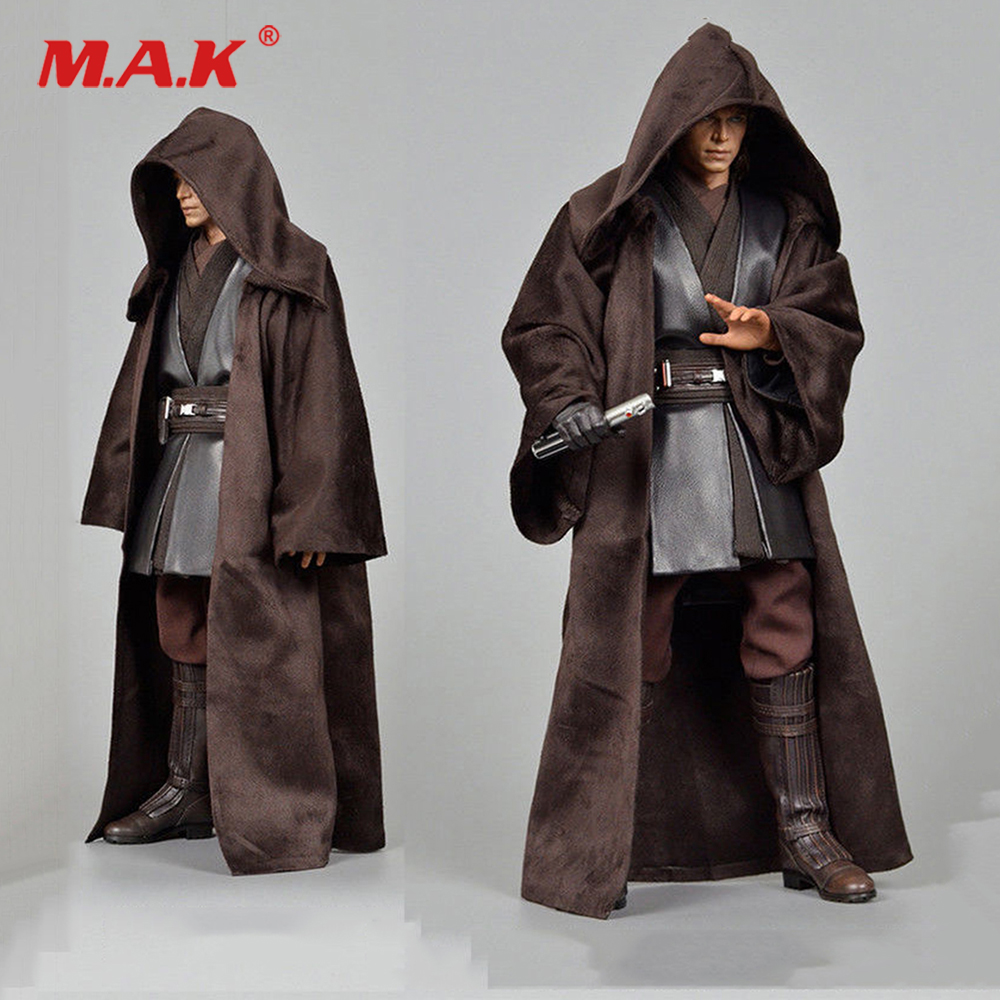"""1:6th Scale Gray coat trench coat For 12/"""" Male Action Figure Toys"""