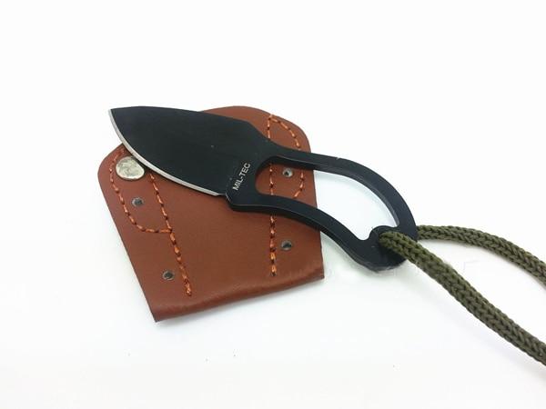 Il nuovo mini coltellino svizzero nero di alta qualità di campeggio - Utensili manuali - Fotografia 1