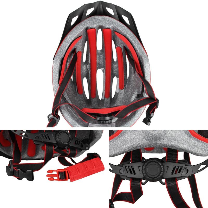 GUB High Density EPS rowerowy kask z gogle MTB Mountain rowerowe - Jazda rowerem - Zdjęcie 6