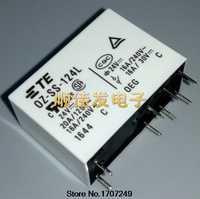 Free Shipping 100% new original relay 20pcs/lot OZ-SS-124L 24V 16A 8PIN
