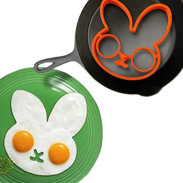 Aliexpress.com : Buy Hot Rabbit Head Breakfast Fried Egg Mold ...