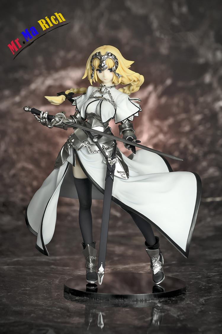 Anime Figure 20 Cmfate Stay Night Fate Zero Apocrypha Joan Of Arc Pvc Action Figure Toy Model CollectiblesAnime Figure 20 Cmfate Stay Night Fate Zero Apocrypha Joan Of Arc Pvc Action Figure Toy Model Collectibles