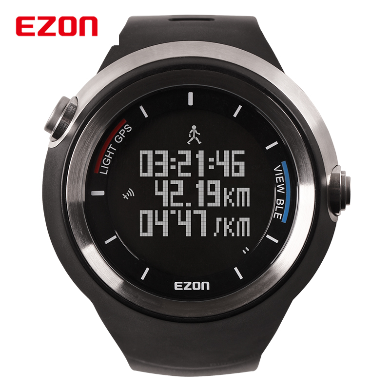 online get cheap altimeter gps watch aliexpress com alibaba group ezon g2 smart sports outdoor bluetooth gps watch gym running jogging fitness calories counter digital watch for ios android