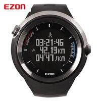 Ezon G2 Smart Спорт на открытом воздухе bluetooth GPS часы тренажерный зал Бег бег Фитнес Счетчик Калорий Цифровые часы для IOS Android