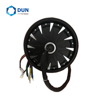 Scooter Wheel Hub Motor 12inch 5000W 260 WP 72v 100kmh Brushless DC Electric Motor