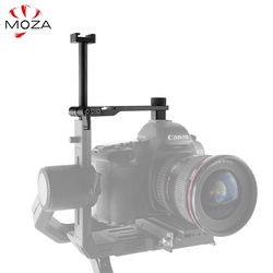 Moza Gimbal Stablizier Accessories for Moza Air 2 Handheld Gimbal DSLR Camera Fixed Pole Mount Bracket 1/4 Screw Cold Shoe Mount