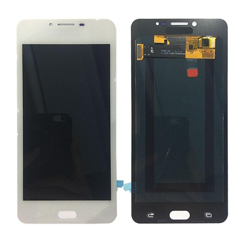 SzHAIyu C9 LCD Super AMOLED LCD Display Für Samsung Galaxy C9 Pro LCD Display C9000 C9 mit touchscreen-in Handy-LCDs aus Handys & Telekommunikation bei AliExpress - 11.11_Doppel-11Tag der Singles 1