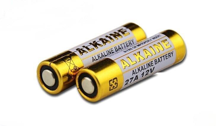 50Pcs/ <font><b>27A</b></font> <font><b>Battery</b></font> <font><b>12V</b></font> MN27 GP27A A27 L828 <font><b>Battery</b></font> For Doorbell Alkaline <font><b>Batteries</b></font> Remote Control