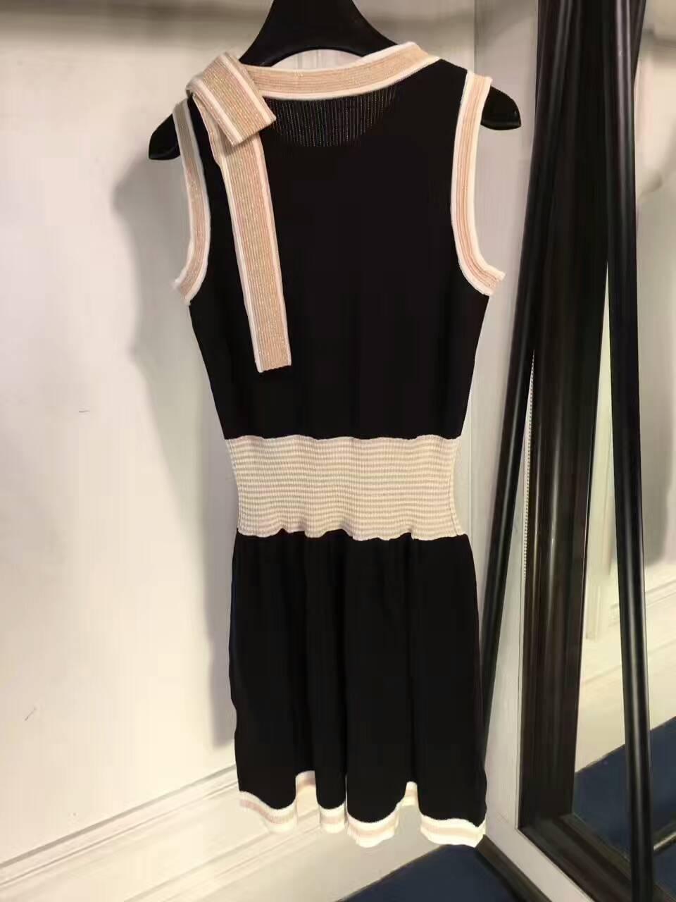 Bureau 2017 Mignon Boho Couleur Robes Skinner Femmes Robe Sexy Tricot Bandage Pour Tempérament Vintage Élégant Lutte qxa46zwqr