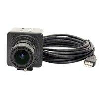 Min Case Monochrome Black White 2 8 12mm Varifocal M12 Webcam CMOS OV2710 OTG UVC Usb