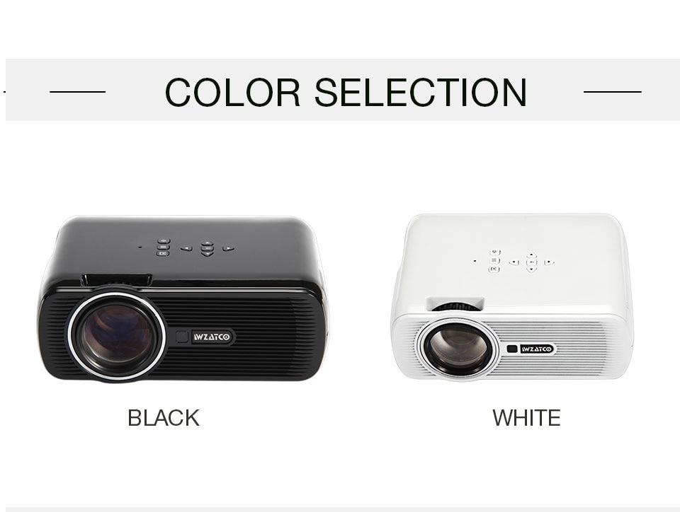 ビデオホームシアタービーマー HD 倉庫を洗う Wifi 30