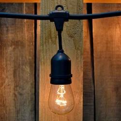 أفكار جديدة لل حديقة فناء s14 2 واط عكس الضوء أدى المصابيح الخلفية وشملت ماء الثقيلة التجاريه سلسلة الأنوار