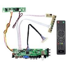 Плата контроллера HDMI VGA AV USB ATV DTV LCD для M270HW02 M236HGE LM230WF5 HM215WU1 M215HGE M215HW01 T215HVN01 LM215WF3