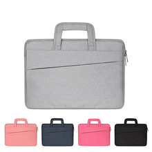 Buy Laptop Bag Men Women for Macbook Air Pro 11.6 12.5 13.3 14.1 15.4 15.6 Laptop Notebook Briefcase Cases directly from merchant!