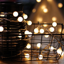 10M 80 LEDs 3*AA Battery Operated Christmas LED String Lights waterproof IP65 Outdoor Holiday Wedding Party Decotation lights 10 pcs dhl 48 leds free shipping rgbw multi colors waterproof battery rechargeable outdoor decoration led lights for party