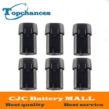 6X High Quality Replacement 7.2V 2000mAh Li-ion BL7010 Power Tool Rechargeable Battery For Makita 194355-4 194356-2 TD020DS