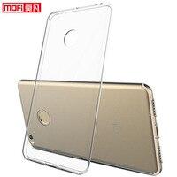 Xiaomi Mi Max 2 Case Xiaomi Max 2 Cover Silicon Clear Soft Back Mofi Ultra Thin