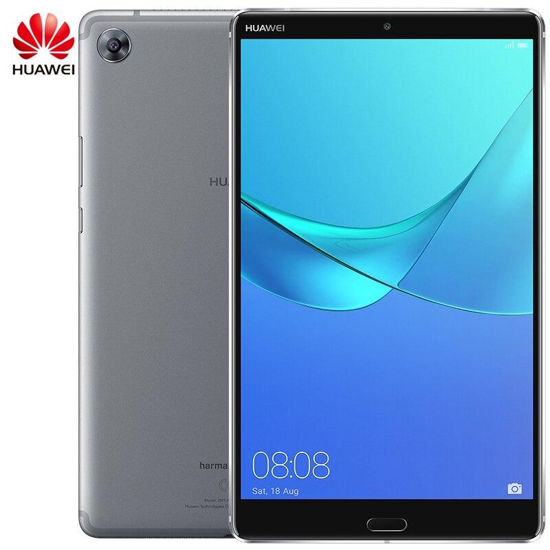 Global Firmware Huawei Mediapad M5 8 4 inch 4GB 64GB Table PC Kirin 960 Octa Core
