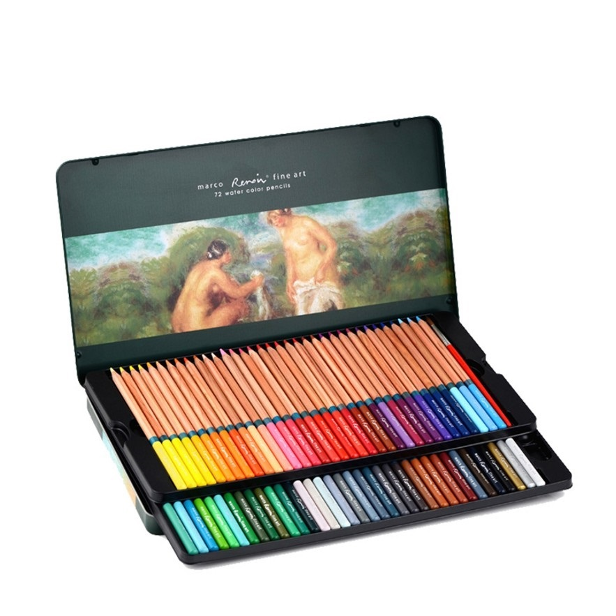 New arrivial 72 Colors Watercolor Pencils Painting Artist Color Pencil Professional Watercolor Paint Set No.3120-72TNNew arrivial 72 Colors Watercolor Pencils Painting Artist Color Pencil Professional Watercolor Paint Set No.3120-72TN