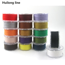 купить 40 2   200 yards Sewing thread Polyester thread Very solid line Best choice for sewing clothes and trousers Color diversity по цене 33.82 рублей