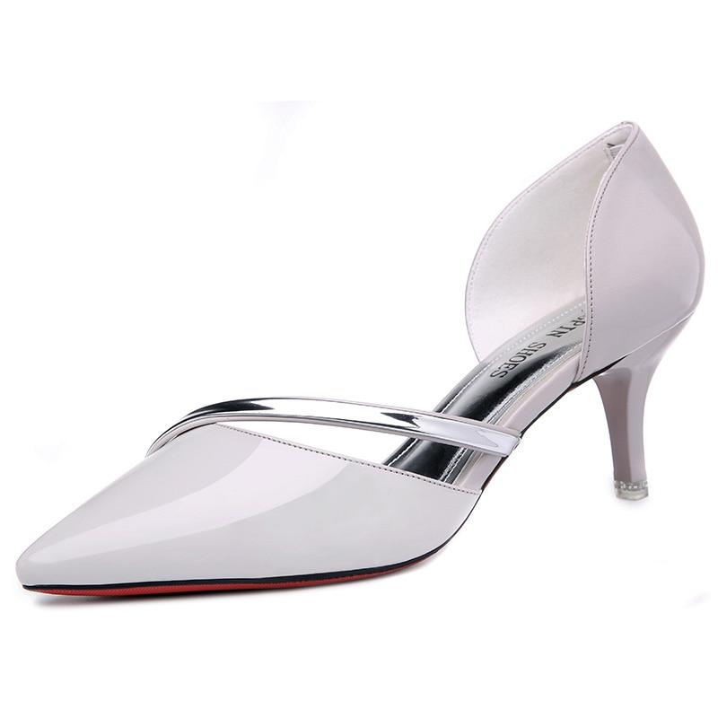 ФОТО Women's Summer 2017 Black High Heels Office Work Party Wedding Travel Walk Lady Girl Pumps Shoes