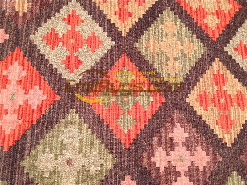 handmade wool kilim rugs living room rug bedroon bedside blanket corridor Mediterranean style 04BV4gc131kilimyg4