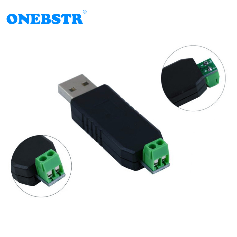 USB za RS485 Adapter pretvornika USB-485 USB za serijska vrata Podpora za Win7 Win 8 Windows XP Vista Dobra kakovost