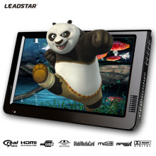 Leadstar 10 Inch Dvbt/DVBT2 & Analog/ATSC Mini LED HD Portable Freeview TV Mobil Digital Semua Dalam 1 HDMI Dukungan USB Kartu SD(China)