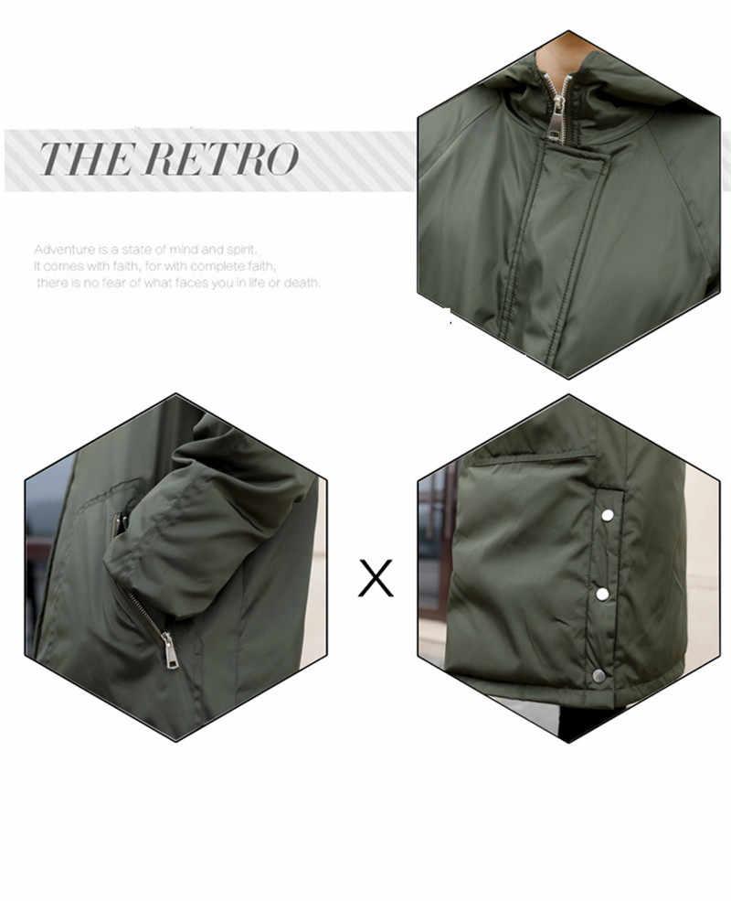 2020 NEUE Koreanische Baumwolle Warme Mantel frauen Kleidung Herbst Winter Jacken Casual Mit Kapuze Parkas Mäntel Oberbekleidung x412