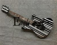 Eagle. Butterfly custom shop. Heteromorphic Vampire 24 Double Shake Zebra Stripe Electric Guitar Stripe Guitars in Stock.