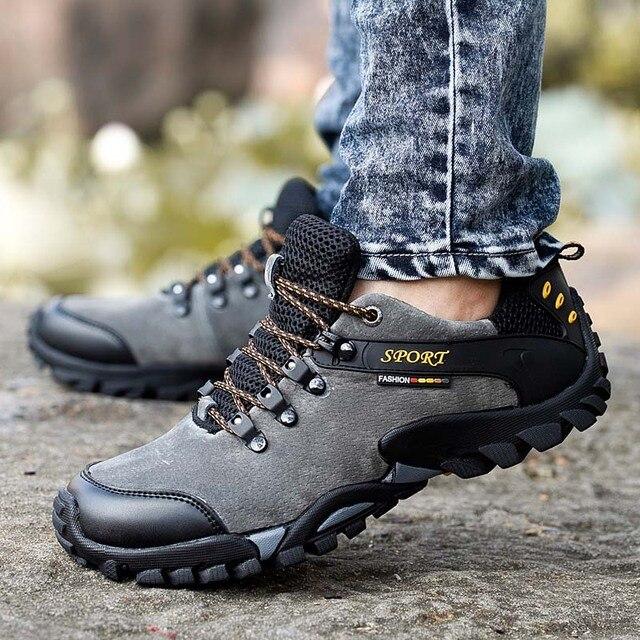 Senderismo Hombre La De Fuera Para Carretera Impermeables Zapatos nq706BwTP